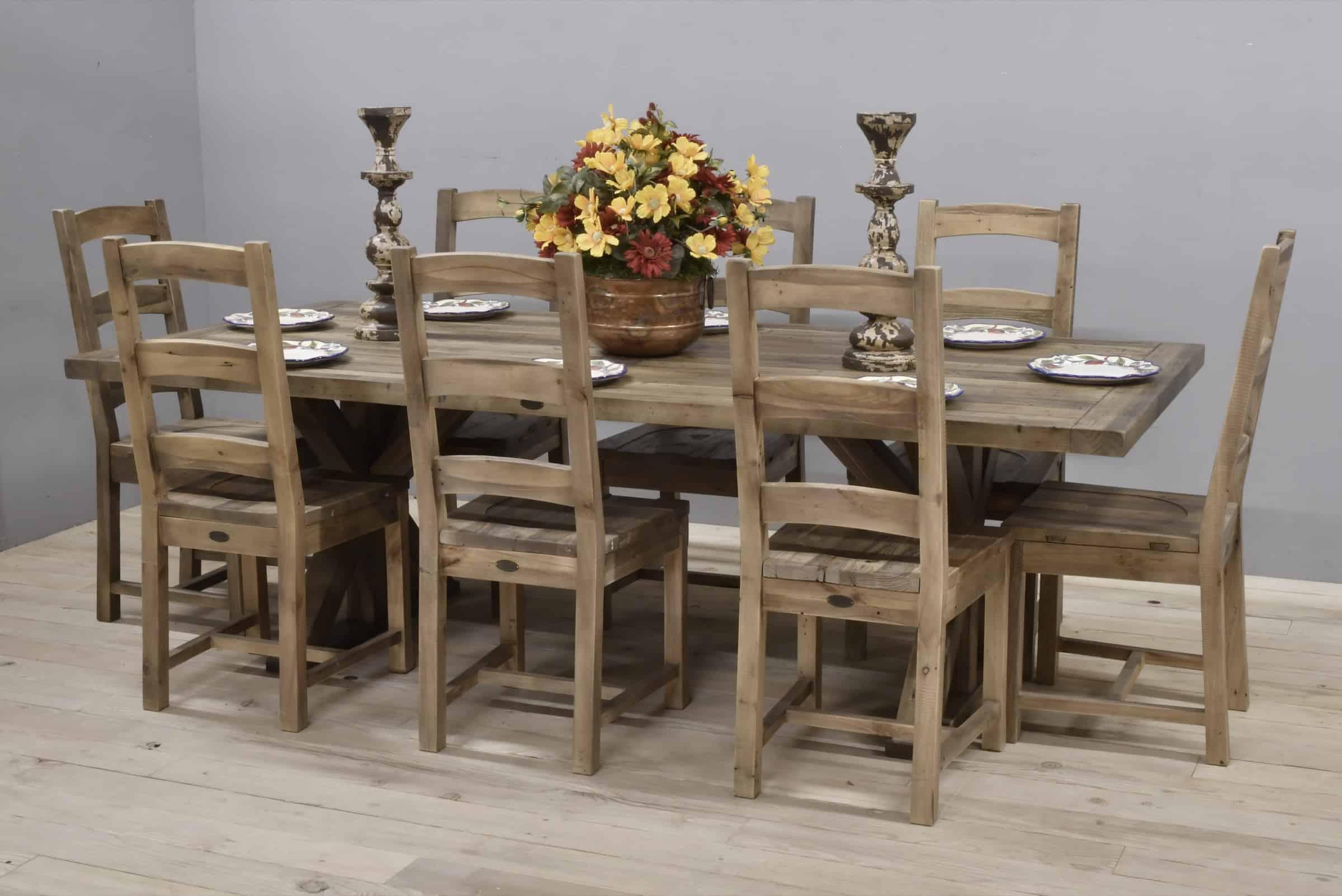 Farmhouse Table Complete Set