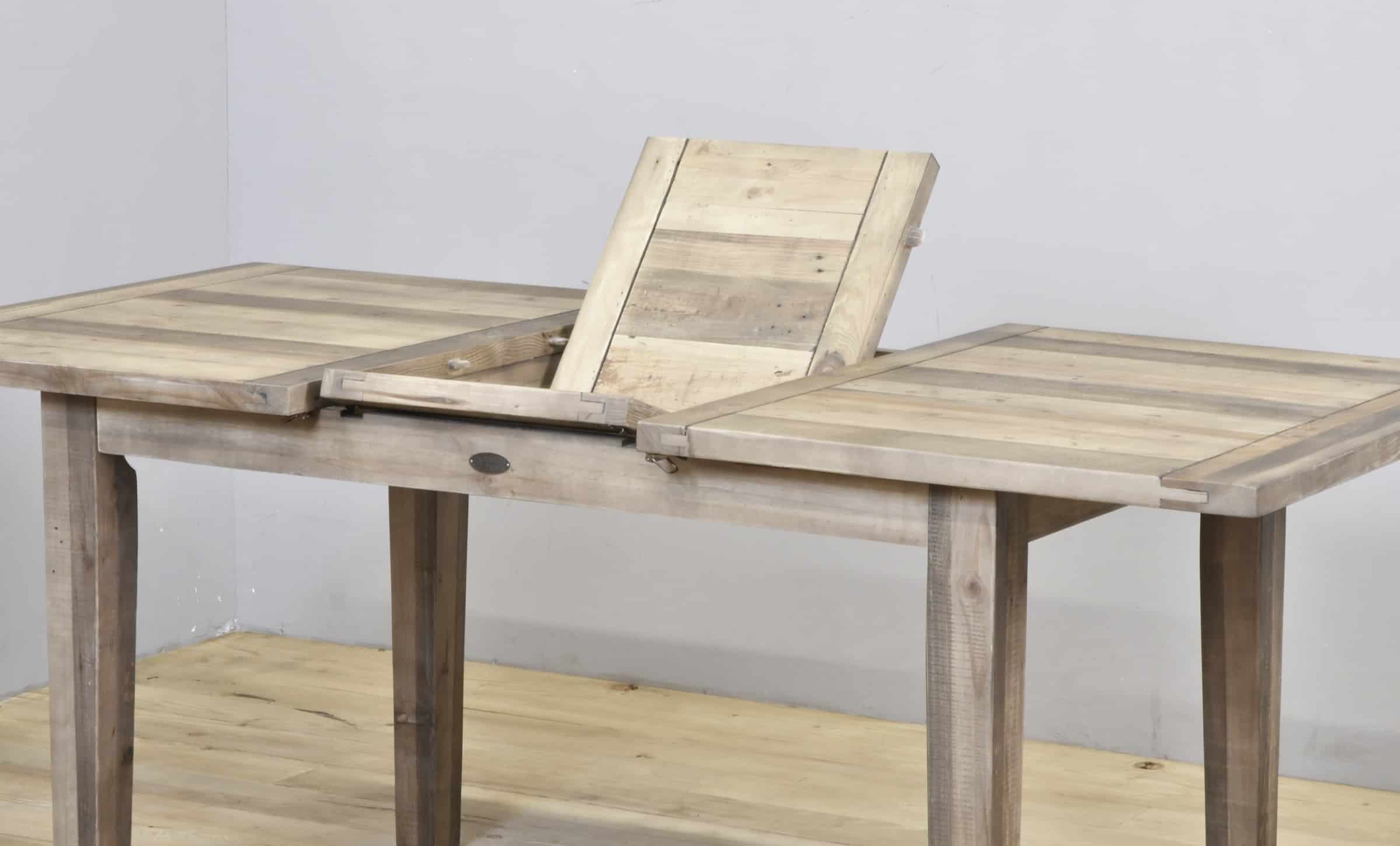 Rustic Natural Small Butterfly Table