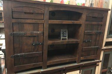 2-drawer-2-door-Tv-stand-buffet