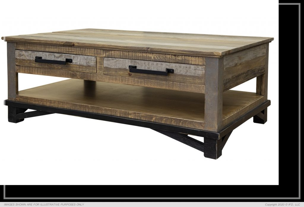 6441CKT COFFEE TABLE
